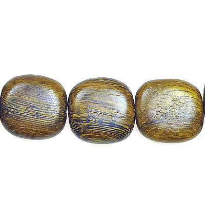 Roble Wood Bead